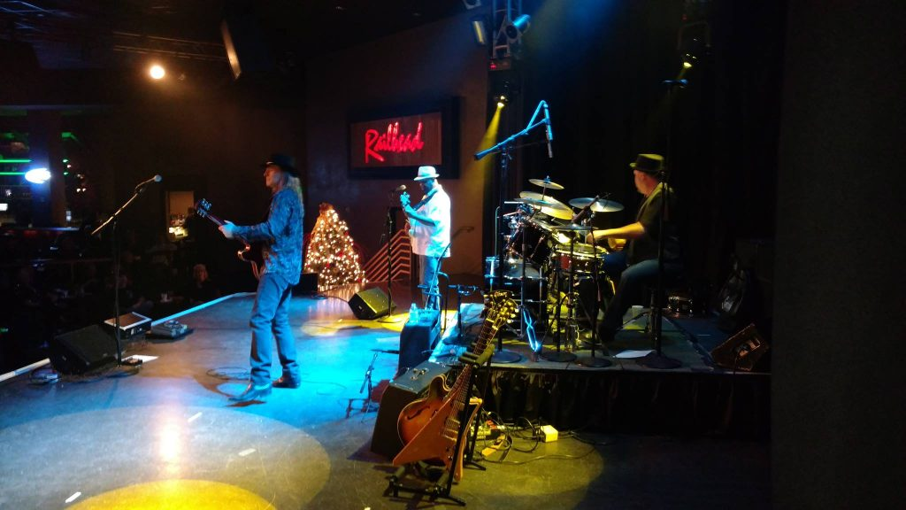 Rick Berthod Band